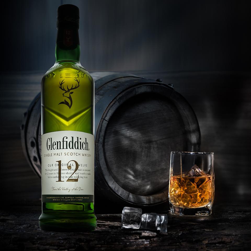 Cinematographer: Alfie Biddle: 'Whisky Specs' - image