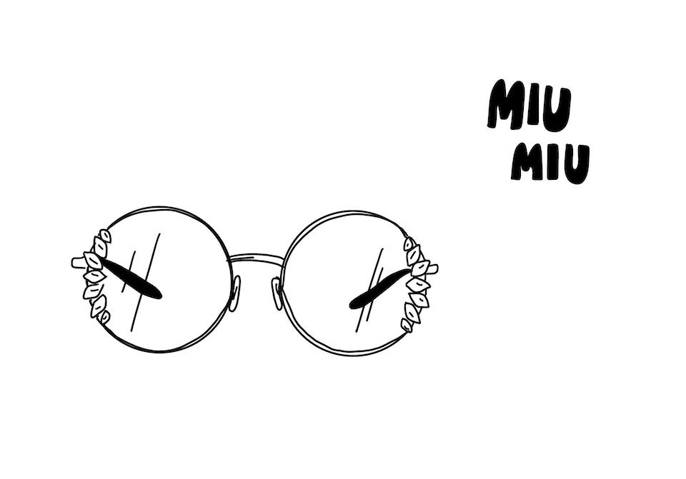 Anna Mould: Production Designer: 'Miu Miu, Specs' - image