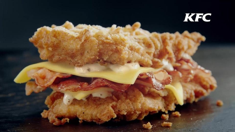 TANJA HÄRING DOP: TANJA HÄRING I KFC: 'DOUBLE DOWN HUNGER HUNGER' (PLEM PLEM VERSION)