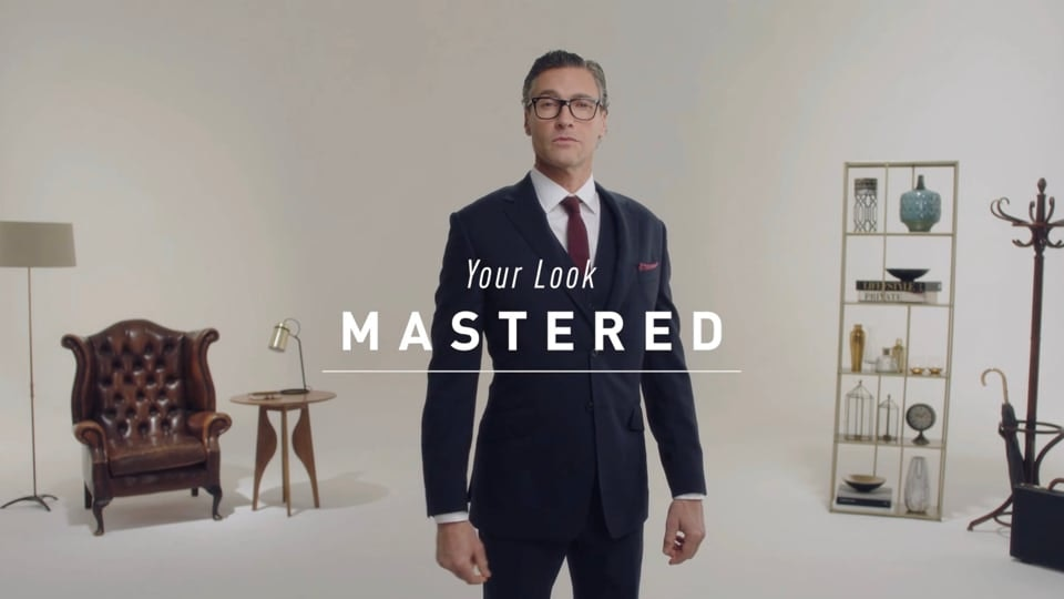 ANNA MOULD PRODUCTION DESIGNER: ANNA MOULD I PANASONIC: 'THE PERFECTIONIST' (TVC)