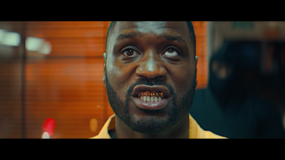 NICOLAS BOOTH DOP: NIC BOOTH I LETHAL BIZZLE: 'CARNAGE'