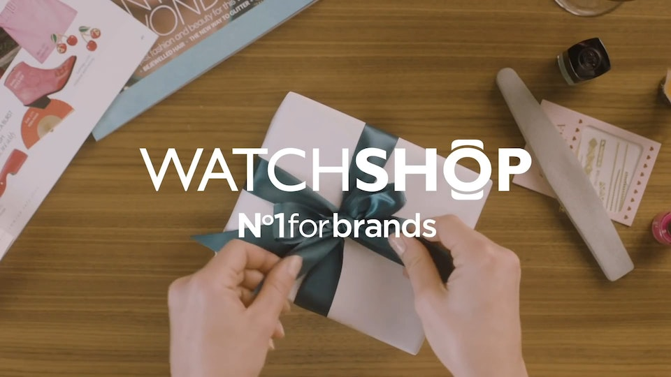 MADELEINE HUNTER PRODUCTION DESIGNER: MADELEINE HUNTER I WATCHSHOP: 'NUMBER ONE FOR BRANDS'