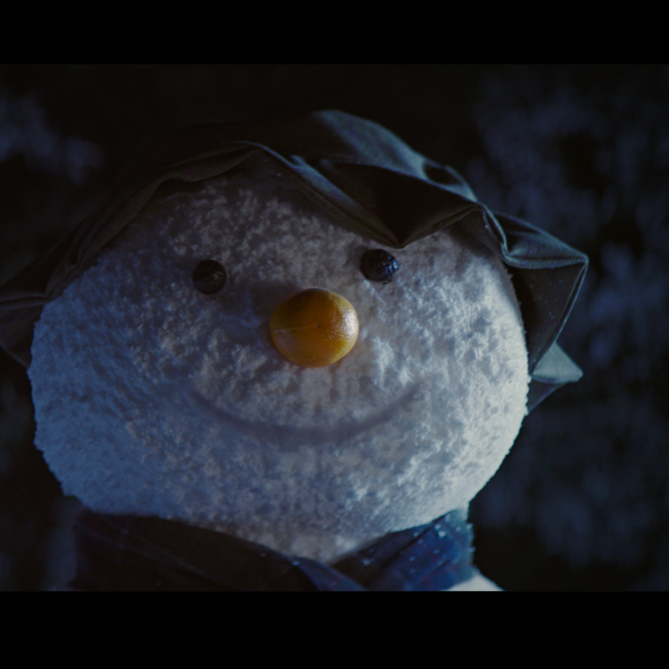 Barbour x The Snowman | Christmas ad Screen Shot 2018-11-04 at 19.21.17