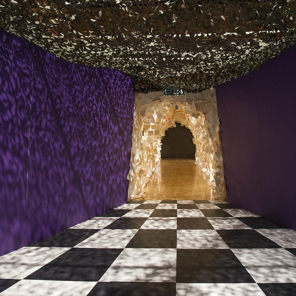 Alice's Adventures Underground - ALICE LUSH AMES ROOM