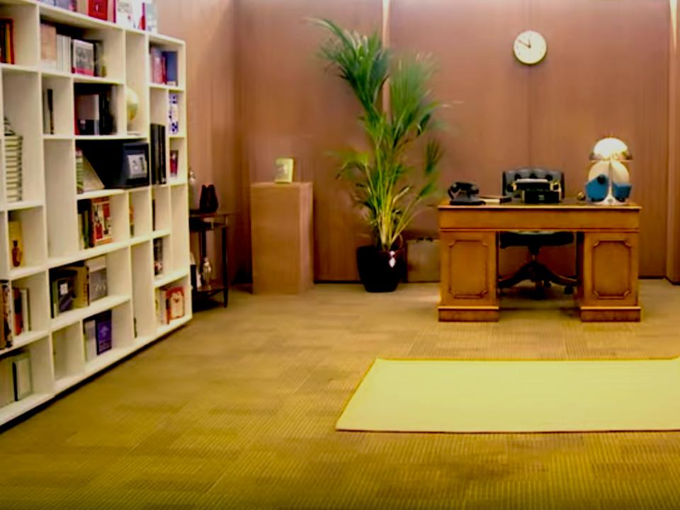 Trigger Mortis : Unlocking Bond - office wide
