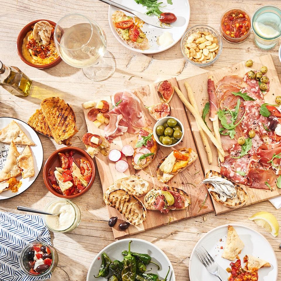 ASDA | 'Food of the World' Asda  Mediterranean
