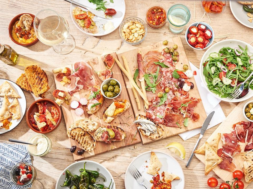 ASDA | 'Food of the World' - Asda  Mediterranean