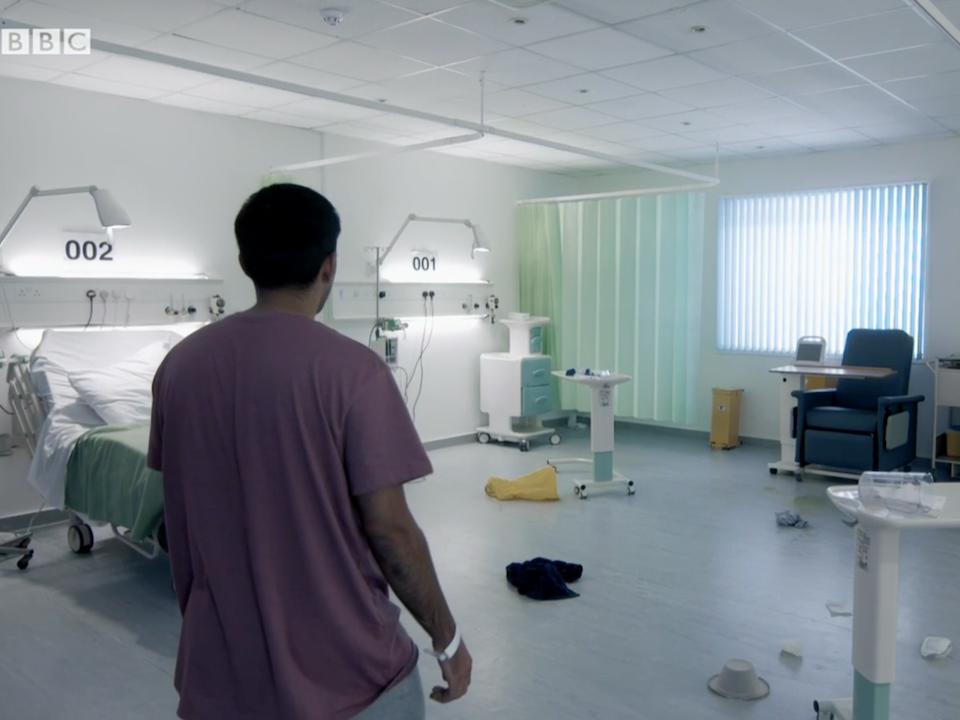 ZOE KOPERSKI - BBC2 'The Drug Trial'