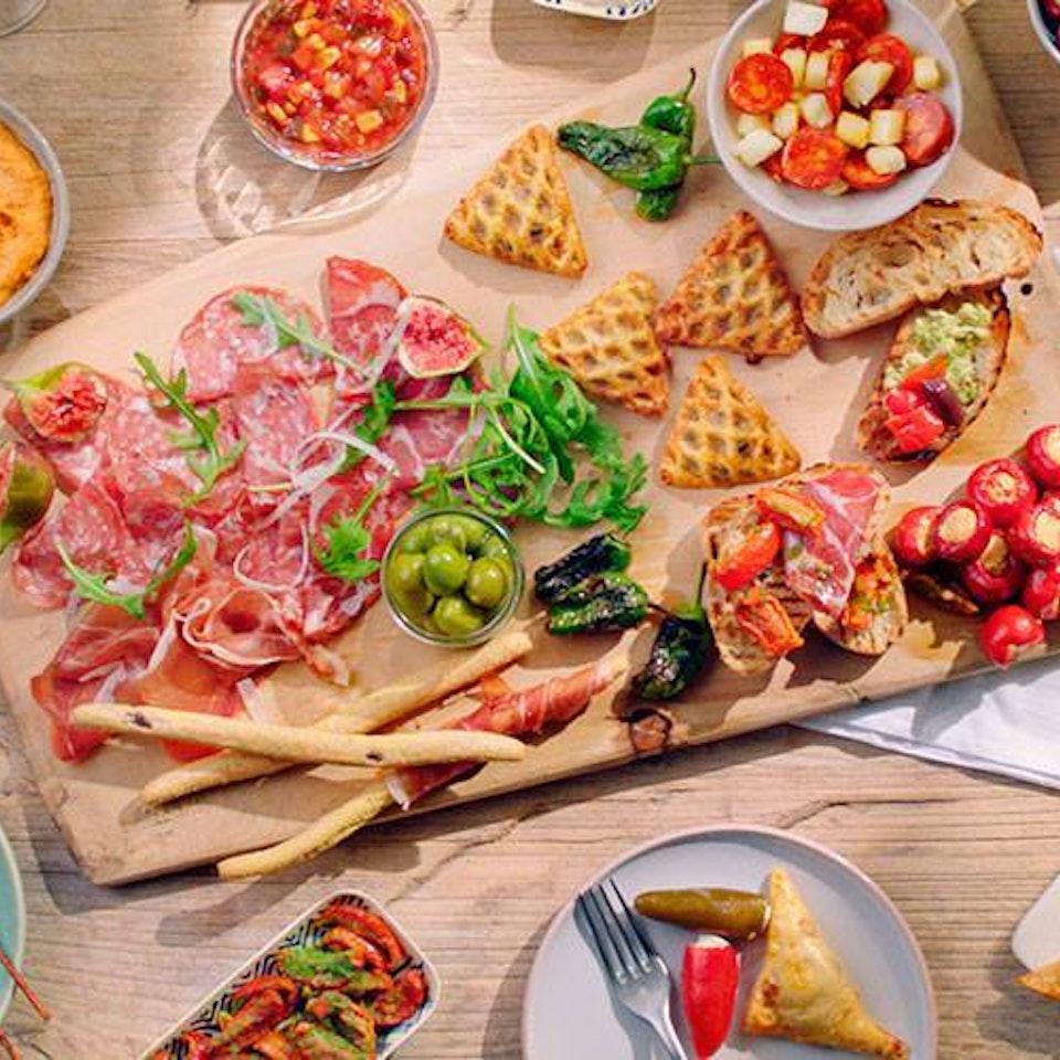 ASDA | 'Food of the World' asda-antipasti-board__hero