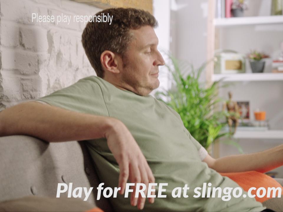 Slingo | 'Slingo for it' campaign - slingo tennis 2