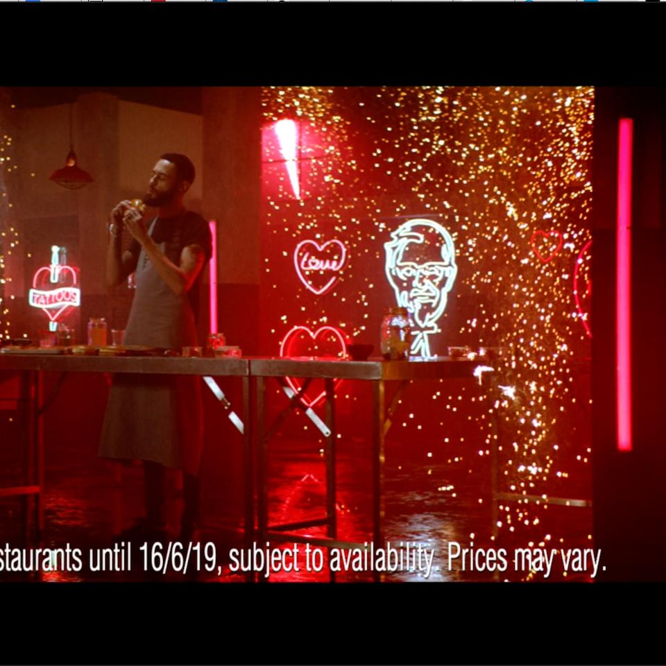 KFC 'I Love you, Bacon Burger' - Screenshot 2019-05-28 18.50.56