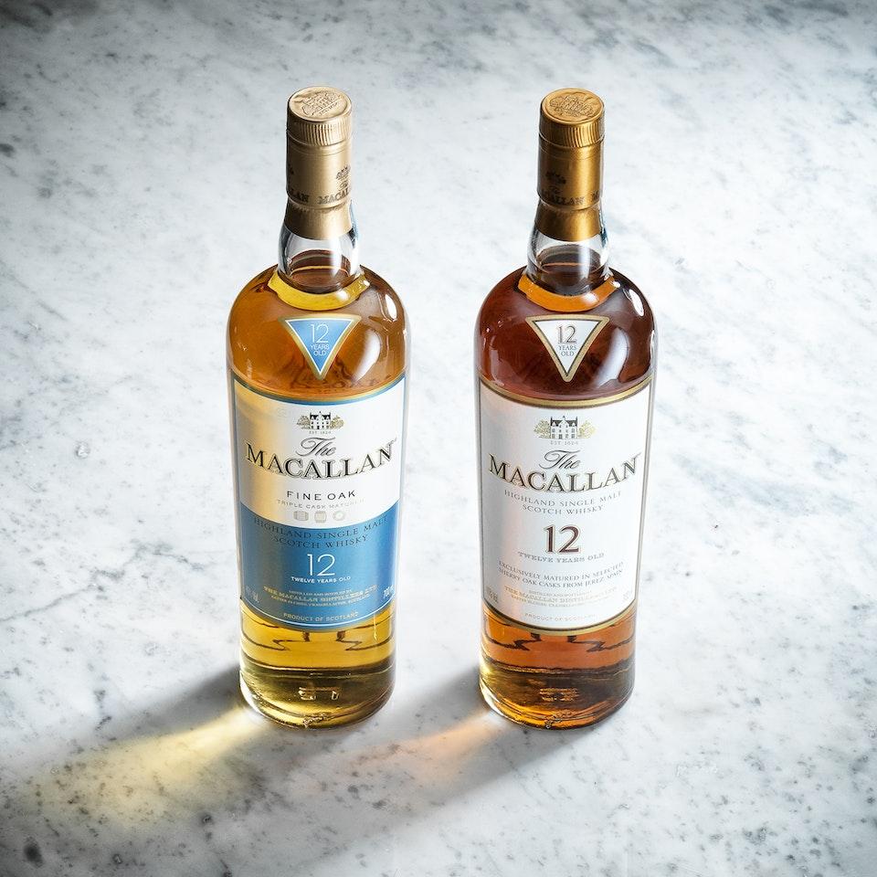 the Macallan |'The Macallan World' NH_MAC_WORLD_009_Bottles