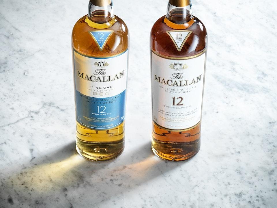 The Macallan | 'The Macallan World' - NH_MAC_WORLD_009_Bottles