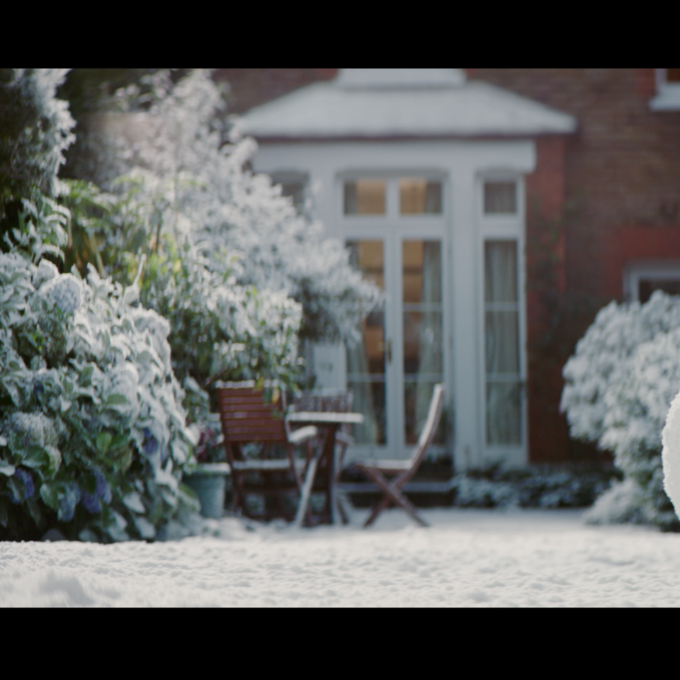 Barbour x The Snowman | Christmas ad Screen Shot 2018-11-04 at 19.19.10