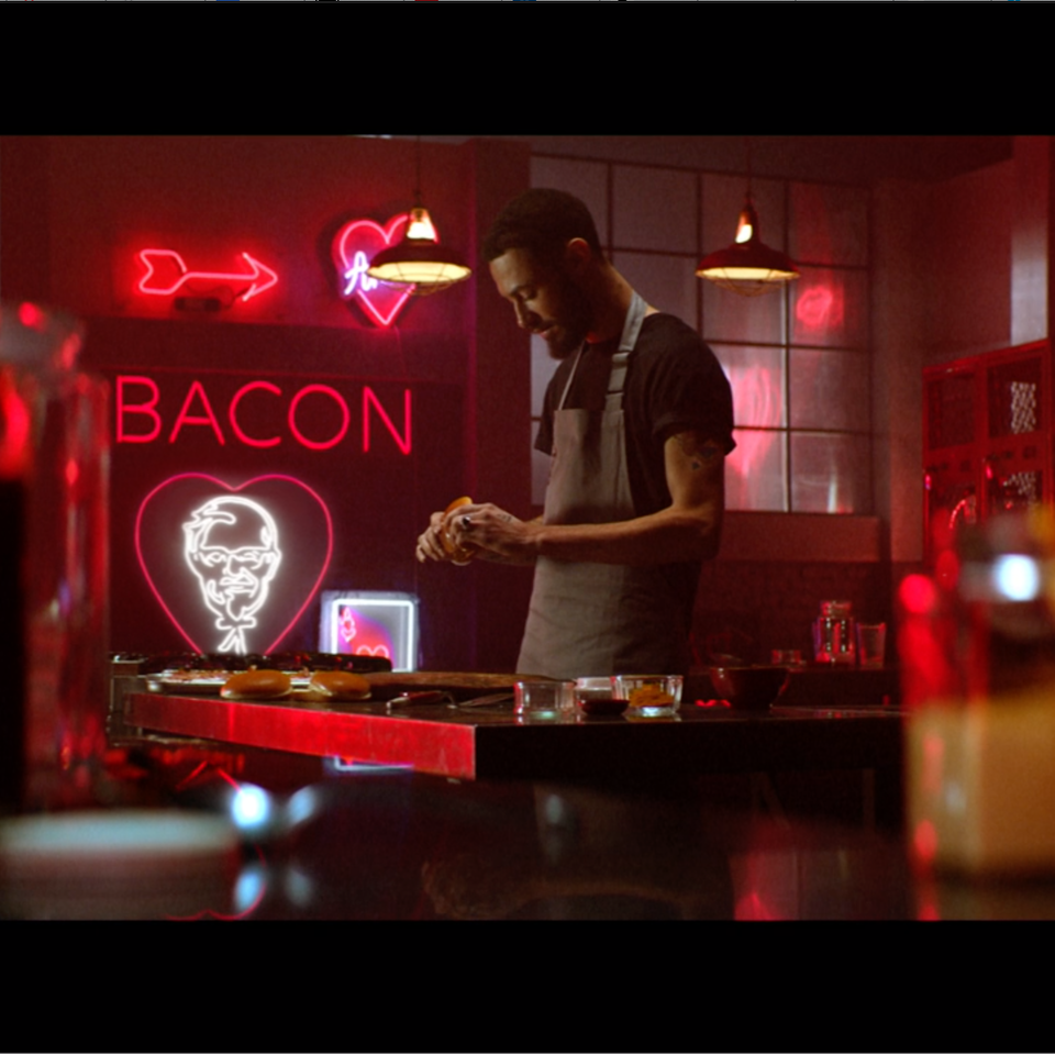 KFC 'I Love you, Bacon Burger' Screenshot 2019-05-28 18.49.34