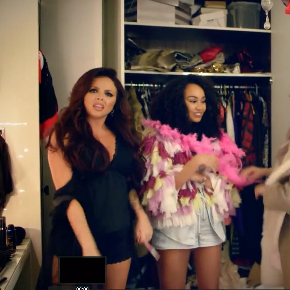 Little Mix ft. Sean Paul | 'Hair' Screen Shot 2017-08-09 at 15.58.35