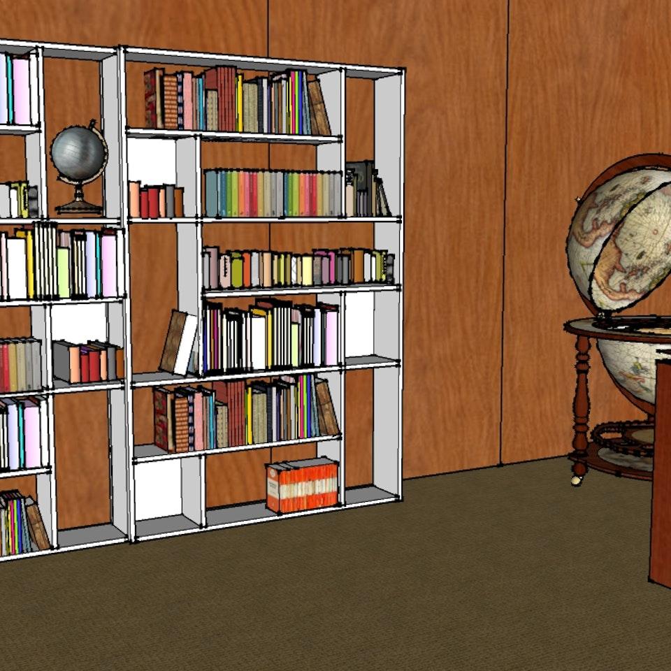 Trigger Mortis : Unlocking Bond bond bookshelf detail