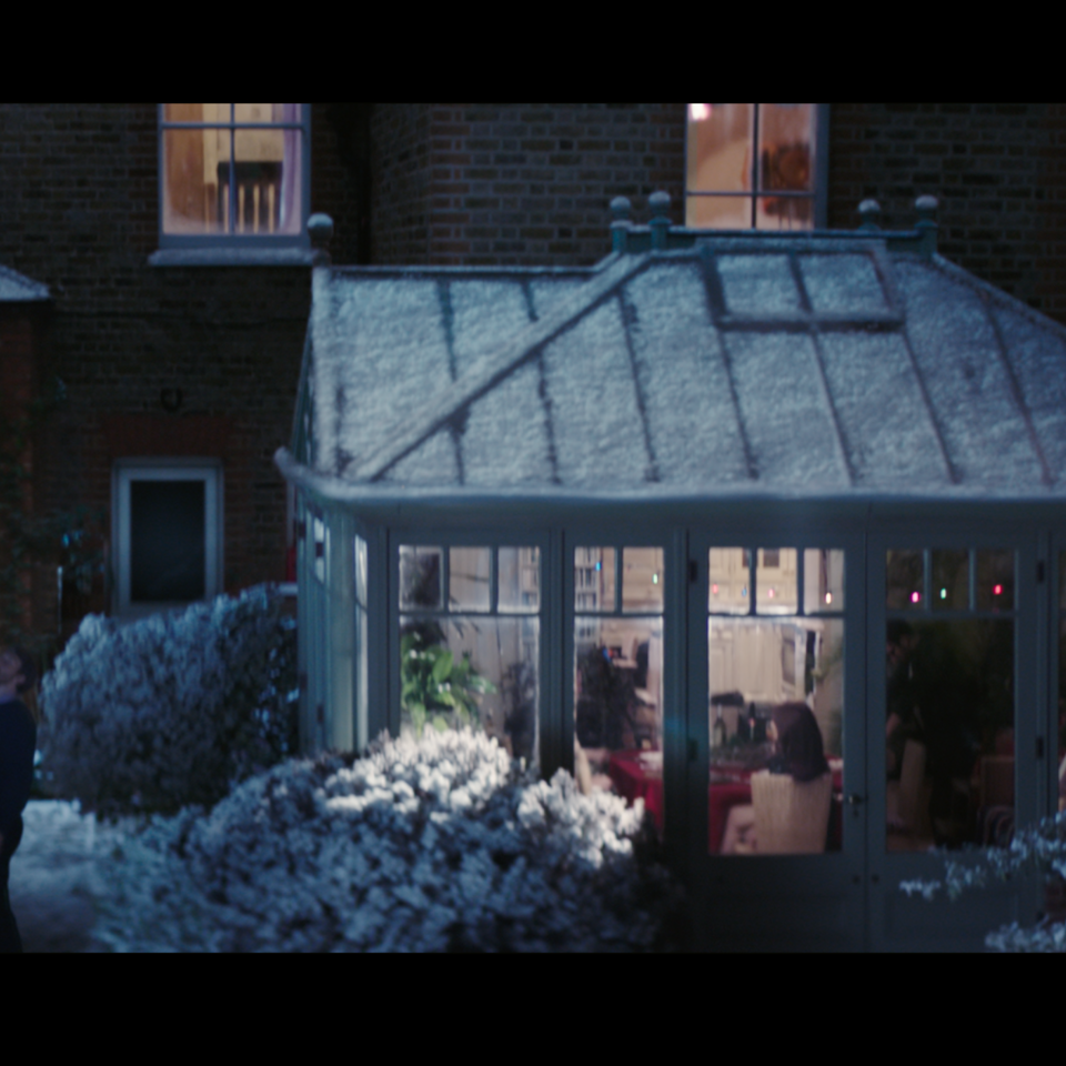 Barbour x The Snowman | Christmas ad Screen Shot 2018-11-04 at 19.22.15