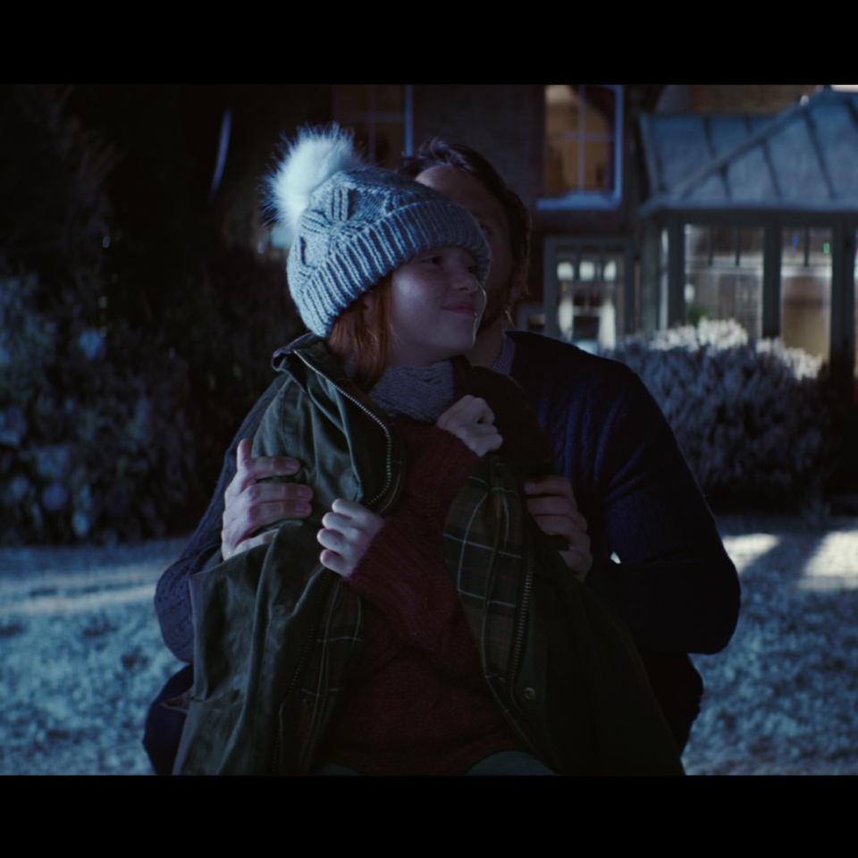 Barbour x The Snowman | Christmas ad Screen Shot 2018-11-04 at 19.21.50