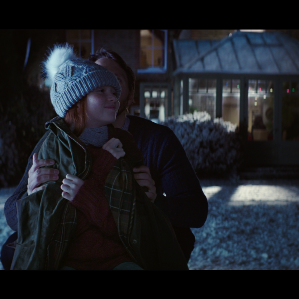 Barbour x The Snowman   Christmas ad Screen Shot 2018-11-04 at 19.21.50