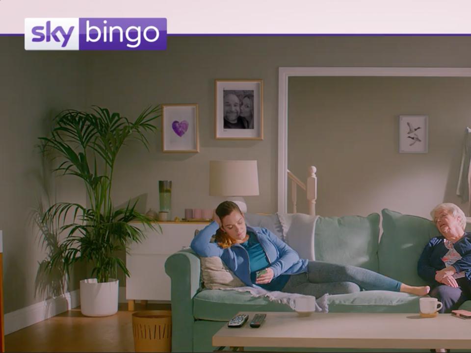 Sky | Sky Bingo Campaign - Screen Shot 2018-11-26 at 20.06.39
