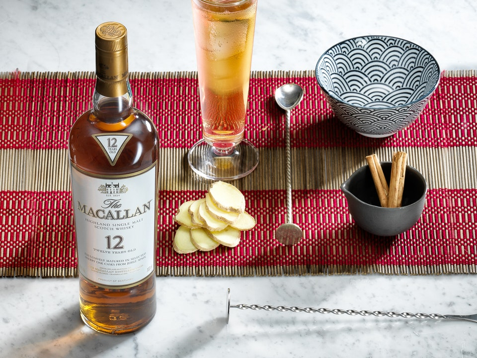 The Macallan | 'The Macallan World' - NH_MAC_WORLD_008_SK_SHERRY_MON