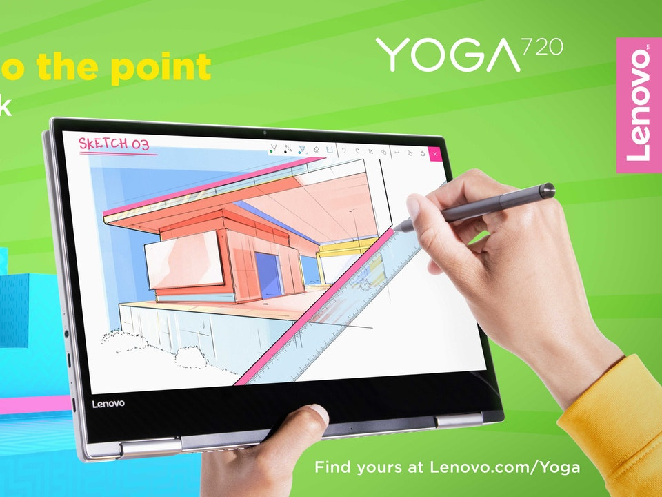 Lenovo | Yoga - small YOGA_720_Win_Ink_Landscape