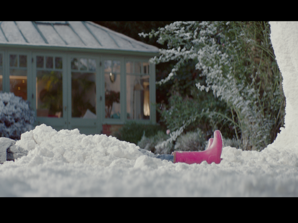 Barbour x The Snowman | Christmas ad - Screen Shot 2018-11-04 at 19.22.33