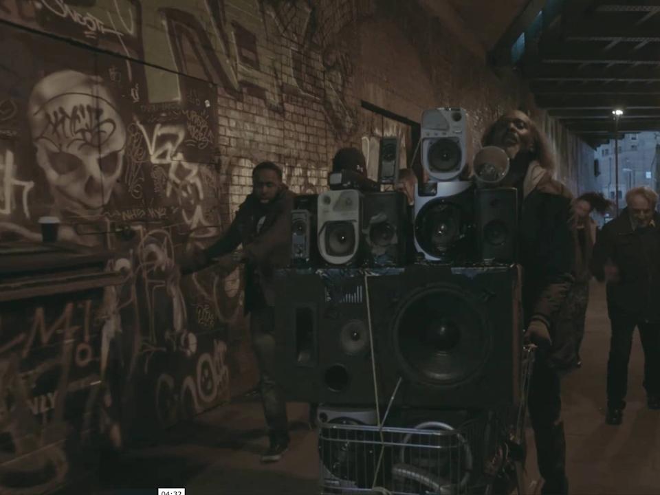 ZOE KOPERSKI - Shockone Ft. The Ragga Twins |'City Lock'
