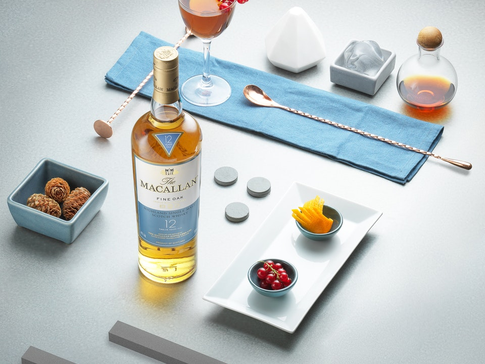 ZOE KOPERSKI - The Macallan | 'The Macallan World'