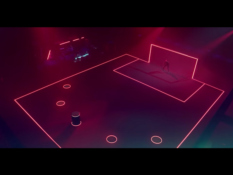 LG | 'Hugo Lloris & LG OLED' - main screen shot