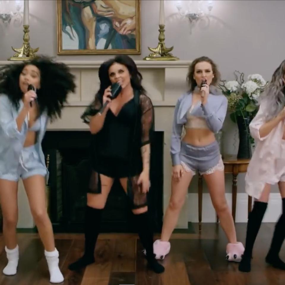 Little Mix ft. Sean Paul | 'Hair' Screen Shot 2017-08-09 at 15.57.20