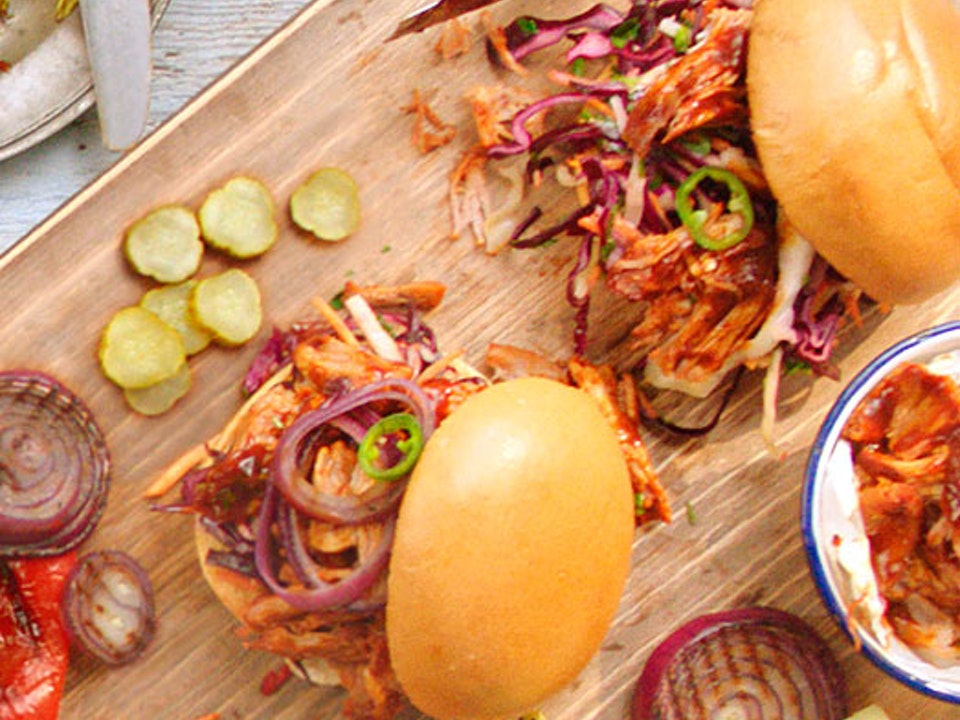 ASDA | 'Food of the World' - spicy-chipotle-pulled-pork-