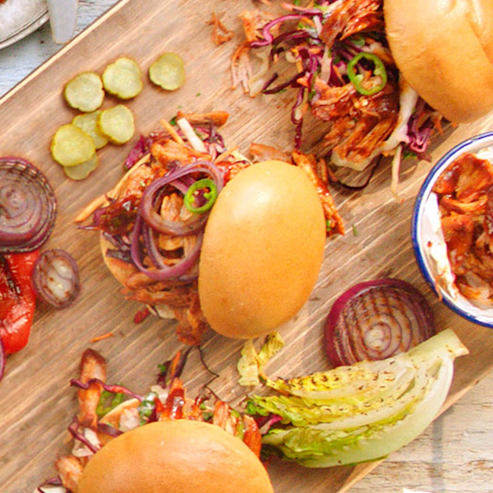 ASDA | 'Food of the World' spicy-chipotle-pulled-pork-