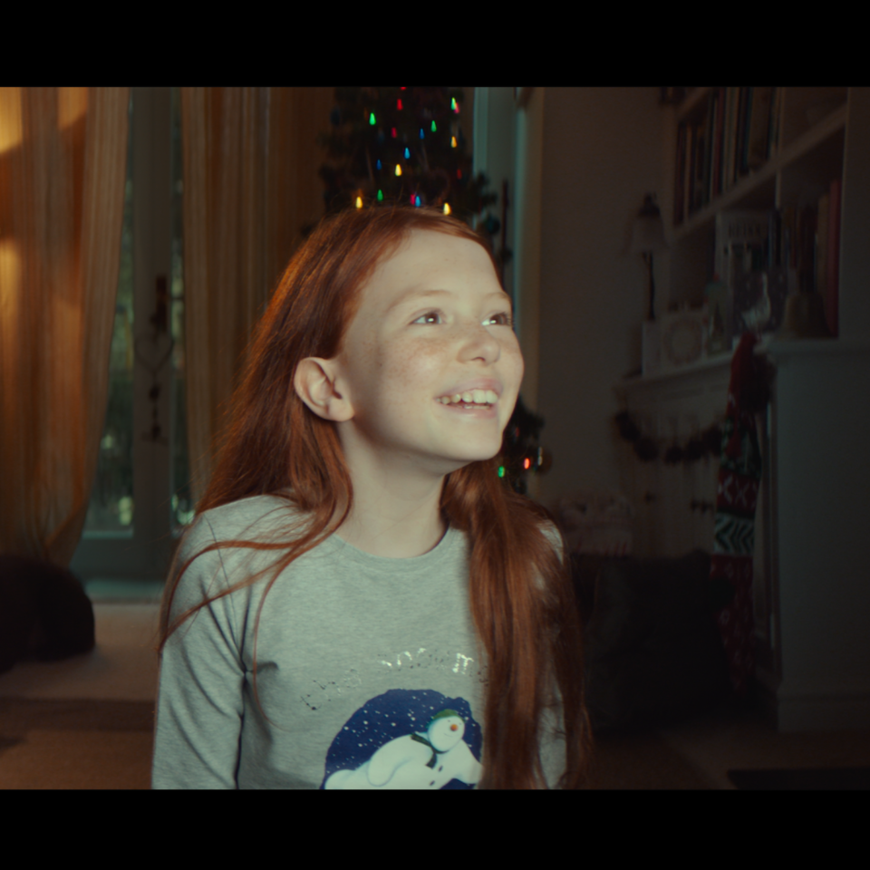 Barbour x The Snowman | Christmas ad Screen Shot 2018-11-04 at 19.18.00
