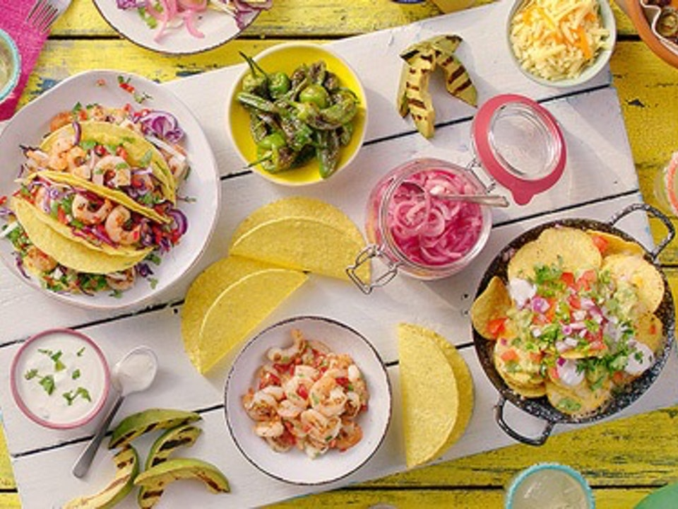 ASDA   'Food of the World' - 1-mexican-1x