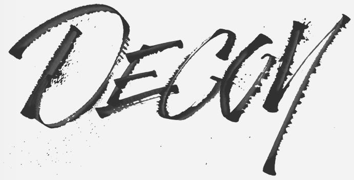 Decoy is Chattanooga TN. established Art Director Ryan Rothermel