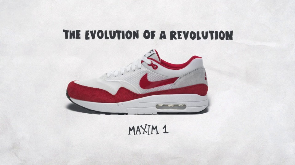 NIKE - Collection - Nike - Airmax Revolution