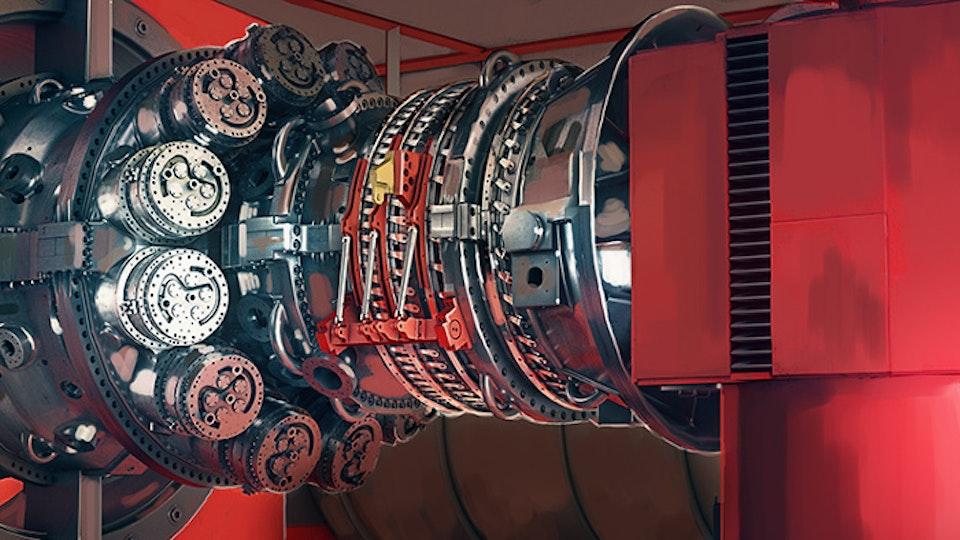 General Electric | Minds + Machines Gas_Turbine_1500