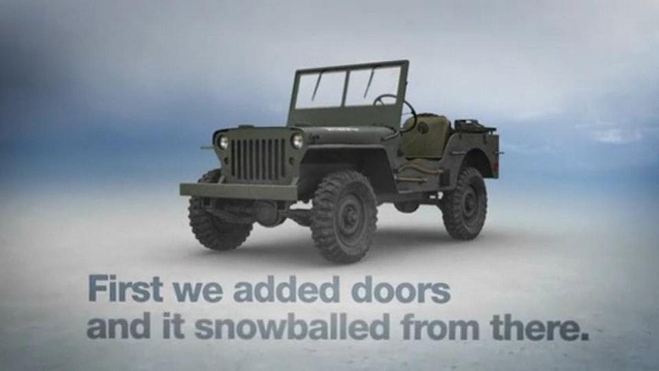 DIRTYLENSES - Jeep | Interactive