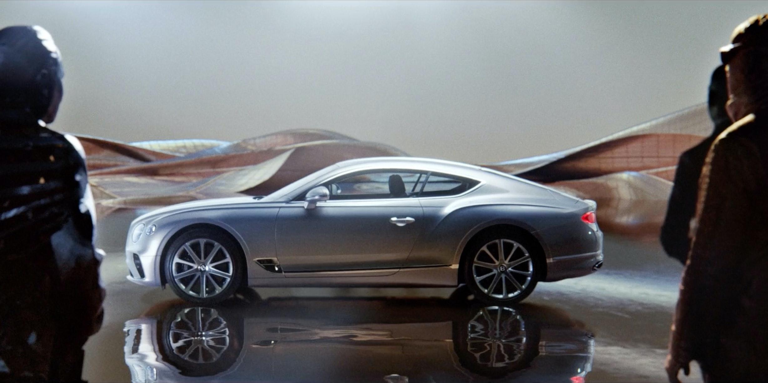 Bentley   Together We Are Extraordinary