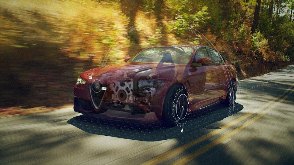 Alfa Romeo | Giulia Quadrifolgio Still_v1
