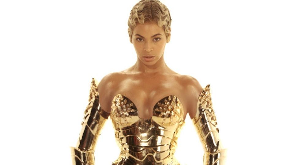 Beyonce | Sweet Dreams robo04_640