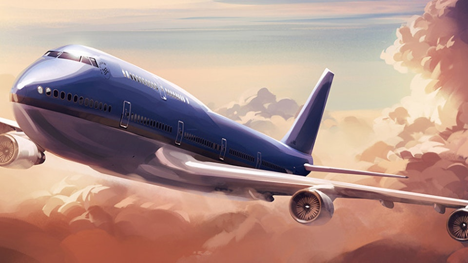 General Electric | Minds + Machines Airplane_InFlight_1500