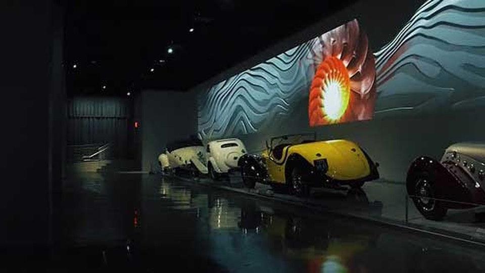 The Petersen Automotive Museum 9df6d19a1eb5e3fb