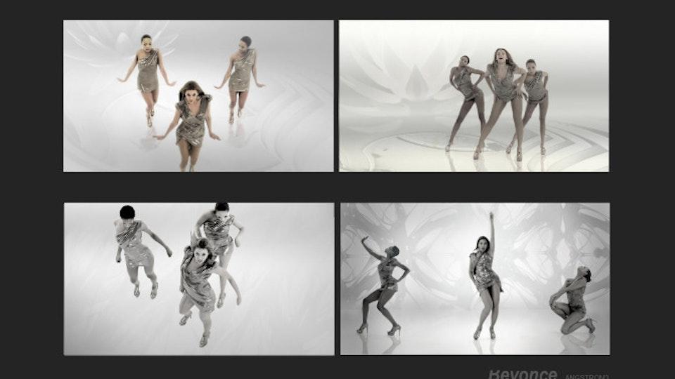 Beyonce | Sweet Dreams beyonceBoard(topView)02