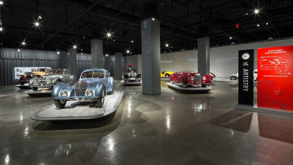 The Petersen Automotive Museum petersen-automotive-museum_50-feature