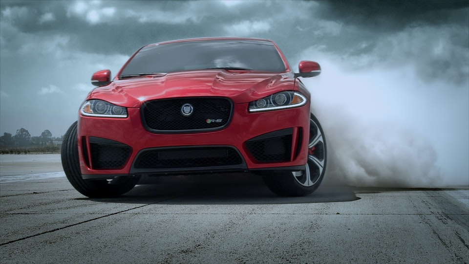DIRTYLENSES - Jaguar | XFRS