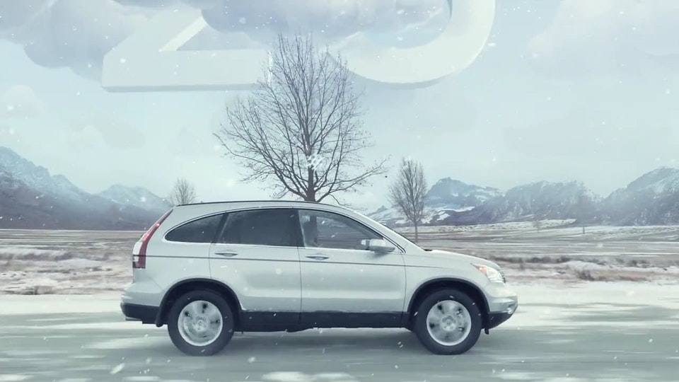 DIRTYLENSES - Honda CRV | Forecast