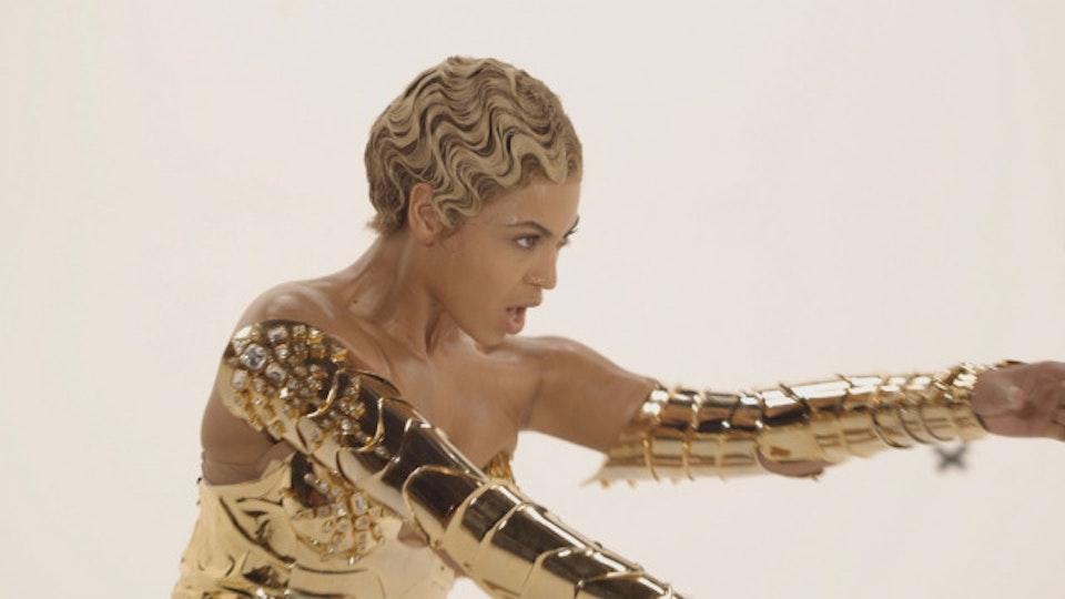 Beyonce | Sweet Dreams robo02plate_640